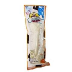 애견 덴탈껌 우유 강아지껌 대25.4cmx3P발송 개껌