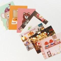 [수바코] 매일귀여움 9종 엽서 SET
