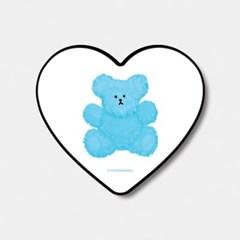 [하트톡♥] blue happytime with bear