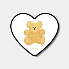[하트톡♥] yellow happytime with bear