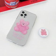 [스마트톡] pink happytime with bear