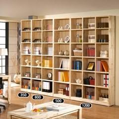 [에띠안]베이직 삼나무 24T 6단 800 책장