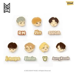 BTS 타이니탄 다이너마이트 메탈 핀 뱃지 제이홉 J-HOPE