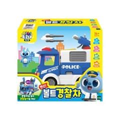 미니특공대-미니팡-변신 경찰차 볼트