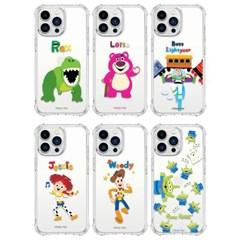 (방탄케이스) 디즈니 토이스토리 아이폰13 Mini Pro Max