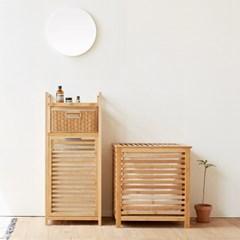 네이처 대나무 수납 시리즈 2types
