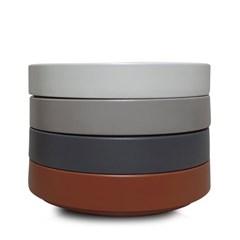 COCER 아트 찜접시 - 4color