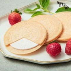 [화과방] 샌드웨이퍼 딸기/요거트/감귤 x3박스 고급과자 아이간식