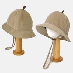 사과 아동용 모자