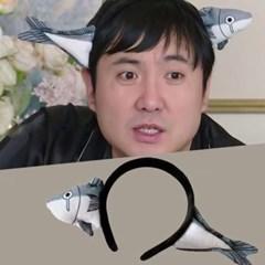 SNS인기템, 생선머리띠와 당근머리띠