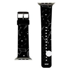 9C9C 라인패턴 애플워치 실리콘 스트랩 38 40 42 44 mm
