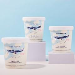 더블 프로틴 우유 8개입