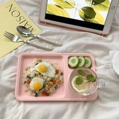 올데이심플 미니스푼포크 (2color 브런치 식단 홈카페)