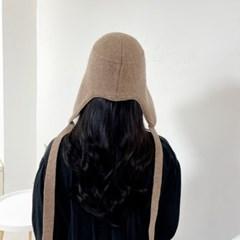 보넷 기본 무지 차콜 카키 턱끈 버킷햇 벙거지 모자