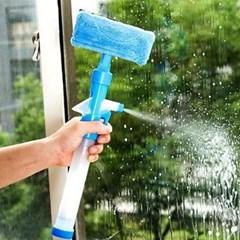 올인원 다용도 청소 유리 창문 닦이 스퀴즈 세트