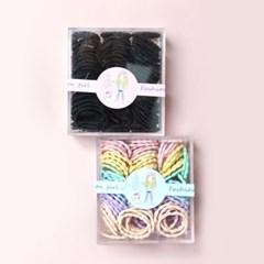 패션걸머리끈세트 (2개세트) 유아머리끈
