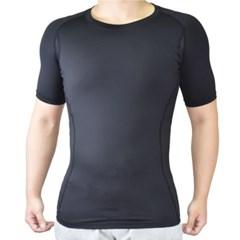 [바이탈살비오] 게르마늄 남자 스포츠 운동 반팔