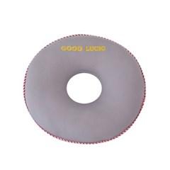 사랑예감 원형 에어메쉬 8색 도넛 쿨 방석 + 전용세탁망