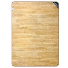 초음파 온도조절 온열전기매트 원목마루 더블 140x183