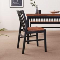 라트 아카시아원목 식탁 의자