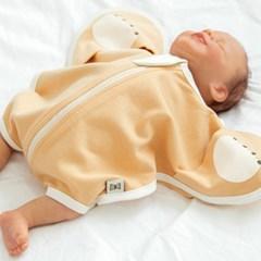 [메르베] 아기호랑이 신생아 달잠 바디슈트