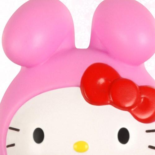 오카 헬로키티[HELLO KITTY] 자동 칫솔홀더 1P[토끼]