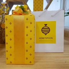 [에브리데이 벌꿀]Tube honey-Double 아카시아꽃꿀+야생화꽃꿀