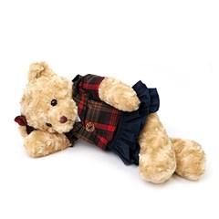 신체크후드 테디베어-여자곰(브라운)