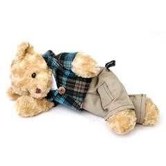 신체크후드 테디베어-남자곰(브라운)