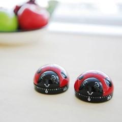 Kitchen Timer Ladybug