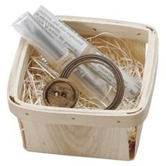 Wood tray square kit