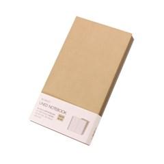 [웍스] 라인드 노트북 S410 웜 그레이 포켓