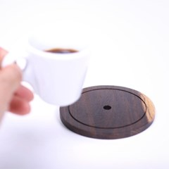 Wood Coaster [원목컵받침]