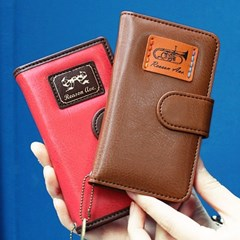 Reason AveⅡ (iPhone4 wallet case/2color)