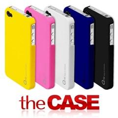 아이폰4S, 아이폰4 전용 The CASE (더 케이스) _ 4가지 색상