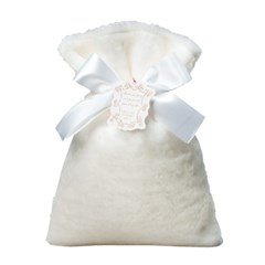 Fur gift bag