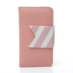 Reason Ave.(Galaxy sⅡ wallet case - pink)