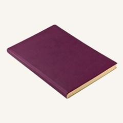 시그니처 스케치북 (A5, Purple)