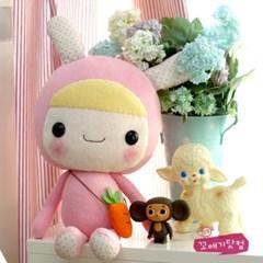 [DIY]아기하늬 만들기 패키지-핑크 (솜포함)