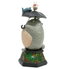 [이웃집 토토로] 오르골 - 토토로 우산 (003228)