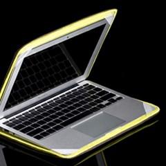 바투카 3D 큐브 맥북에어 노트북 파우치 PUH-13WT 화이트
