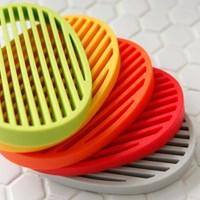 실리콘 비누받침(5 Color)