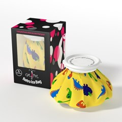 GalPal Retro Ice Bags - Dinosaur