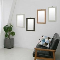리빙 벽걸이 거울 (소)