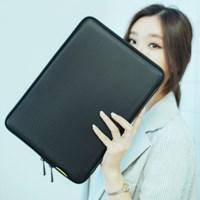 바투카 맥북프로 레티나 파우치 3D 큐브 [15.4인치]-BLACK