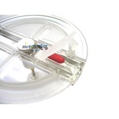 iC-1500P/투명한 원형재단기