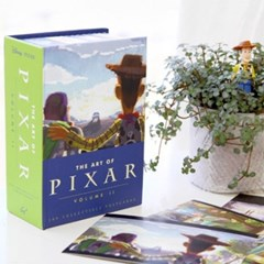 The Art of Pixar: Volume II