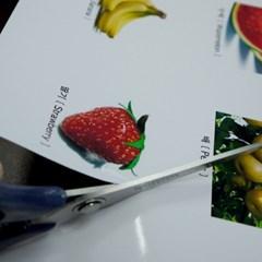 A4 20장 간편하게 부착가능한 스티커 인화지 Sticker 115g