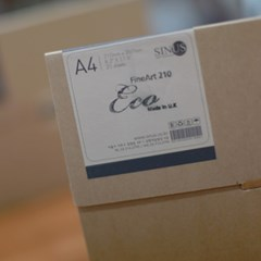 A4 20장 최고급 파인아트지 에코파인아트 Eco Fine Art 210g
