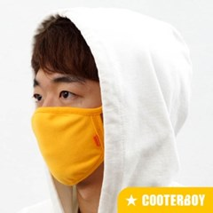 쿠터보이 컬러마스크 - 옐로우(Yellow)